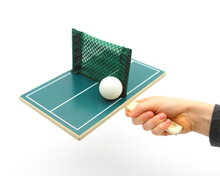 Green Solo Ping-pong