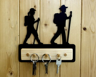 Walkers Key Holder