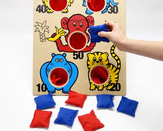 Big Bean Bag Toss Game